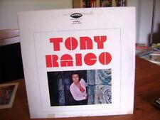 LP   TONY RAICO    1975   LP  PROMO   Et. BIANCA