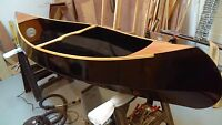 "Peasemarsh 10' (3.05m) ""Canadian"" Style Open Canoe DIY Plans/Full Size Patterns"