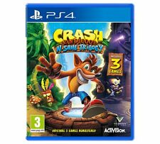 Crash Bandicoot N. Sane Trilogy (PS4)  -pre-order Date of Release: 30/06/2017