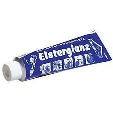 (3.4oz/6,22 €) Elsterglanz Universal Cleaner Polishing Paste for Metal 1.4oz