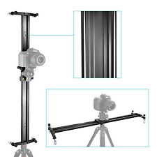 "Neewer 40"" DSLR Camera Track Dolly Slider Video Stabilization Rail System"