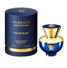 Versace Dylan Blue EDP Parfum Women Femme Natural Spray 50ml 1.7oz