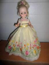 "Effanbee ~ Vintage Beautiful 1966 Effanbee 15"" Vinyl Doll"
