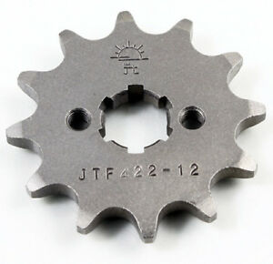 Front Sprocket 11T 12T 13T 14T 15T Fits SUZUKI TS185ER 1987 1988 1989 1990 S2