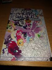 My Little Pony The Movie Prequel NYCC New York Comic Con IDW convention variant