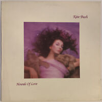 KATE BUSH HOUNDS OF LOVE LP EMI UK 1985 EX CONDITION PRO CLEANED