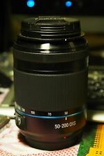 Samsung NX 50-200mm f/4.0-5.6 OIS III ED Lens, AVIA Shipping w/track number