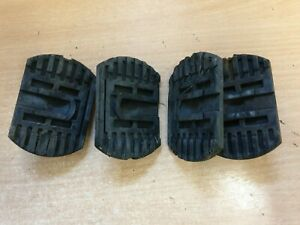 MG ZT ROVER 75 JACKING POINT PADS RUBBER