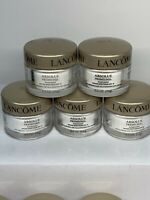 5x LANCOME ABSOLUE PREMIUM Bx SUNSCREEN CREAM .5 OZ x 2 = 1oz