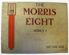 MORRIS EIGHT SERIES I - Car Brochure - Sep 1936 - #9/36/150M