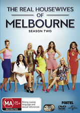 The Real Housewives of Melbourne: Season 2  - DVD - NEW Region 4, 2