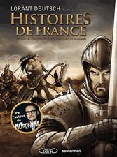 Histoires de France Tome 1 (Relié) XVIe siècle - François 1er et le connéta NEUF