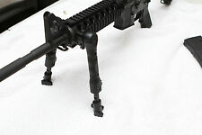 Compact Tactical Rifle Bipod for Ruger,Springfield,atlas,harris,556,308 NEW