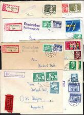 Diverses aus der Philatelie mit Bedarfsbrief-Erhaltungszustand