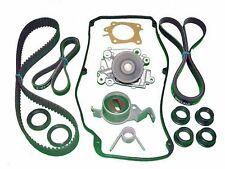 Timing Belt Water Pump tensioner GASKETS  Kit Mitsubishi Mirage 1997-2002 1.8L