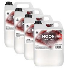 More details for moonfx everyday smoke fluid 20l (4 x 5 litres) - fog fluid medium density smoke