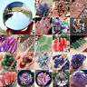 Lot Natural Fluorite Amethyst Point Pink Rose Crystal Quartz Healing Wand Stone