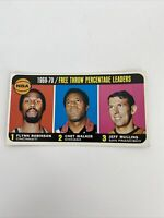 1970-71 Topps Set Break # 4 Rob/Walker/Mull Free Throw Leaders