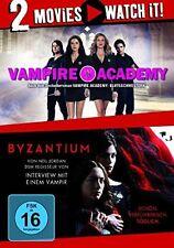 VAMPIRE ACADEMY/BYZANTIUM 2 DVD NEU