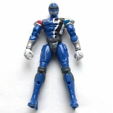 New listing Power Rangers Action Figure Spd Blue Ranger 2004 Bandai