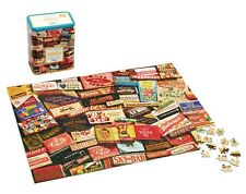 Gibsons - 500 PIECE JIGSAW PUZZLE - 1950s Sweet Memories Jigsaw Tin