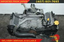 JDM 2002 2003 2004 2005 SUBARU IMPREZA WRX 2.0L TURBO ENGINE EJ205 Head & Block