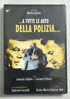 A tutte le Auto della Polizia DVD Salerno Nuovo Ancora Sigillato Editoriale