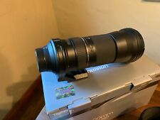 Tamron SP 150-600mm F/5-6.3 VC Di USD Lens For Nikon (G1) - Very Nice/No Reserve