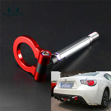 Aluminum Racing Tow Hook Ring Fits Toyota GT86 Scion FRS Subaru BRZ 13-15 Red