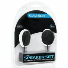 Cardo 32mm Speaker Set for Scala Rider Models G9x Qz Q1 with Detachable Speakers