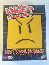 Anger Management The Game! What's Your Problem? Endless Games-New Sealed