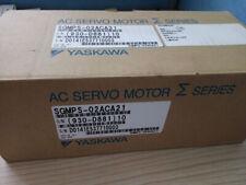 one new SGMPS-02ACA21 200W servo motor