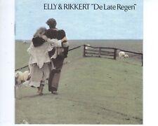 CD ELLY & RIKKERTde late regenEX (A1498)