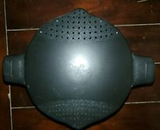 Pampered Chef #2778 Large 2 Quart 8 Cup/2 Liter Micro Cooker Steamer Strainer