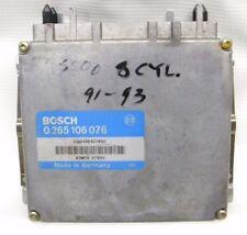 Mercedes Benz W140 Engine Control ECM ECU Module S500 0135453832 8cyl. Bosch