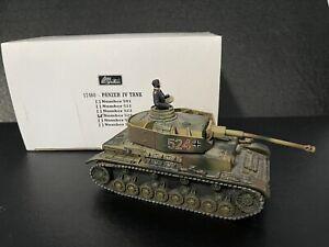 W Britain 17460 WWII German Panzer IV Tank #524