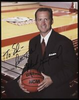 Mark Gottfried Signed 8x10 Photo College NCAA Basketball Coach Autographed
