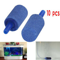 fish tank d'appareils bulle d'air stone aérateur pompe diffusion d'oxygène