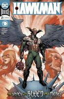 Hawkman #21 Main Cover DC Comics 1st Print 2020 unread NM