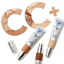 It Cosmetics CC Cream Full Coverage Foundation SPF 50 LIGHT or MEDIUM Full Size!