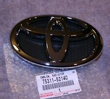 2006-2011 Yaris Hatchback Radiator Grille Emblem - 75311-52140 Genuine Toyota