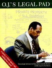 O. J.'s Legal Pad : What Is Really Going on in O. J. Simpson's Mind by Henry...