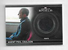 Agents of S.H.I.E.L.D. Season 1 costume card CC2 Clark Gregg - Coulson 163/350