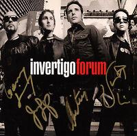 Invertigo - Forum (features AUTOGRAPHED cover)   *** BRAND NEW CD ***