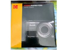 KODAK PIXPRO FZ53 16MP 5X Optical Zoom HD 720p Video (Blue) Brank New
