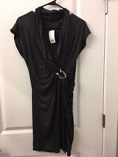 Forever 21 Charcoal Dress, Size L