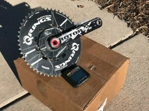 SRM PC7 Power Meter - ROTOR 3D+ with Q-Rings