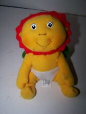 Collectable Baby Bio Soft Toy Beanie Baby Sunflower