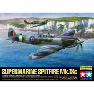 Tamiya 1/32 scale WW2 British RAF SPITFIRE MK. 1XC