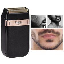 Kemei Electric Shaver Trimmer Razor Reciprocating Double-head Shaving Machine